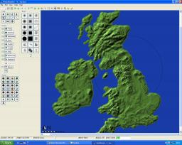 The United Kingdom Minecraft Map & Project