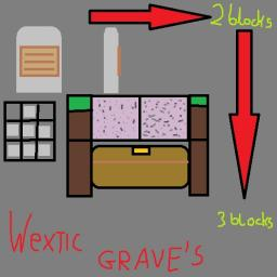 Grave's - Wextic [contest] Minecraft Blog