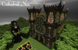 Cathedral Nox. ***Creation Bay's brand new spawn!*** Minecraft Map & Project