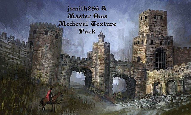 Jsmith256 Master Ows Medieval Texture Pack