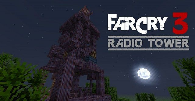 Radio towers | other collectibles and activities far cry 3 game.