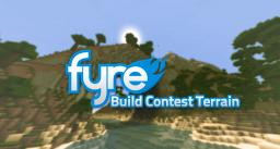 FyreUK Build Contest Terrain Minecraft