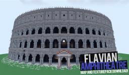 Flavian Amphitheatre [Download+Texturepack!] Minecraft Map & Project