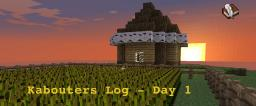Kabouters logbook in the world Triica - Day 1 Minecraft Blog