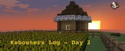 Kabouters logbook in the world Triica - Day 2 Minecraft Blog