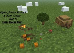 Mod Review | Little Blocks Mod 1.4.5  [ Forge ] Minecraft Blog