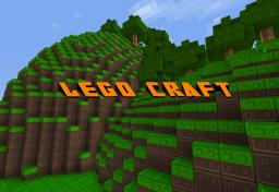 Lego Craft 32x Minecraft Texture Pack