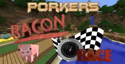 Porker's Bacon Race! Minecraft