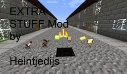 Extra Stuff mod [1.4.5] V 0.2.0 Now with Butter sword!!! Minecraft Mod