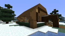 My House Minecraft Map & Project
