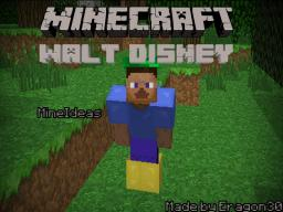 Minecraft Walt disney Mineideas