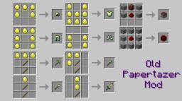 [1.4.5] Old Papertazer Mod Minecraft Mod