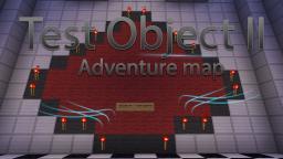 Test Object II - Minecraft Adventuremap Minecraft Map & Project