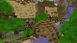 Gwynneth - A Server Spawn Minecraft Map & Project
