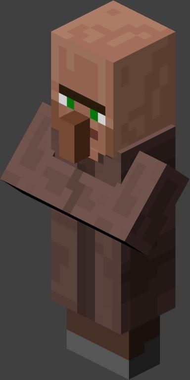 Minedeas:villagers Minecraft Blog