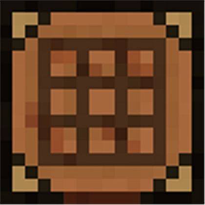 4x4 and 5x5 crafting tables for minedeas contest