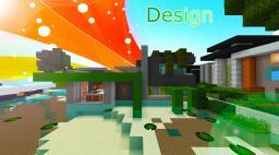 [Tutorial Blog] Modern Design - Stages of Construction Minecraft
