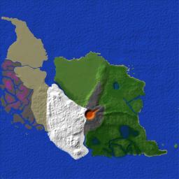 The Island of Mata Nui Minecraft