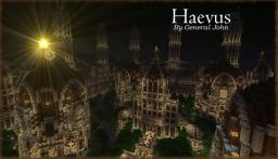 Haevus Minecraft Project