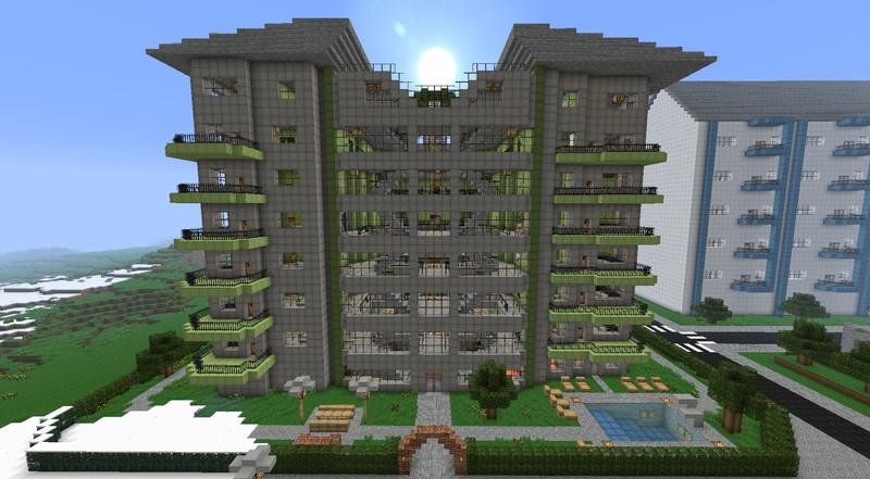 Good Building Ideas On Minecraft