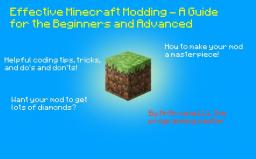 Minecraft Modding - The Ultimate Guide for Beginners - Advanced Minecraft