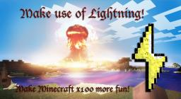 Lightning Charges Mod Idea! Minecraft Blog Post