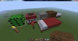 Giant Blocks Collection Minecraft Map & Project