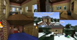 Winter/Christmas House Minecraft Project
