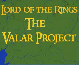 Middle-Earth! The Valar Projects terrain map Minecraft Map & Project