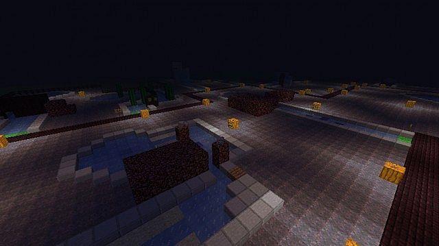 Kgold S Minigolf Map 36 Holes Download Minecraft Project