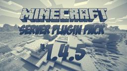 Minecraft 1.4.4 & 1.4.5 PLUGIN PACK | DOWNLOAD NOW! Minecraft Blog