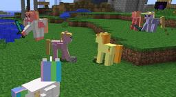 Feature: MLP inspired builders of PMC Minecraft Blog