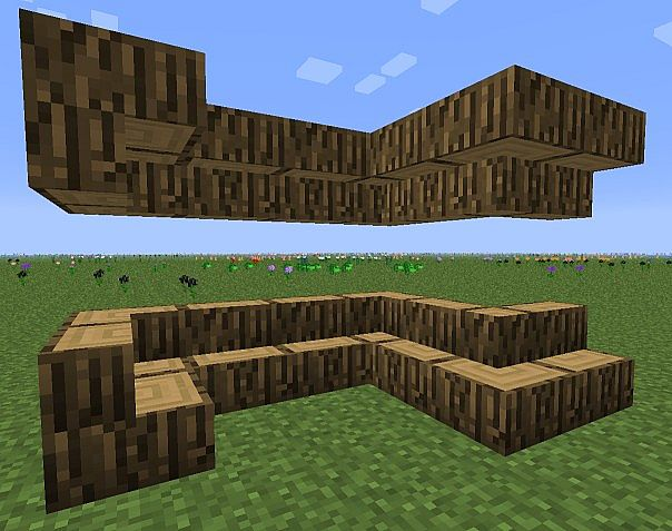 You can make this with all Stairs