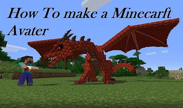 How To Make A Minecraft Avatar Minecraft Blog