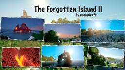 The Forgotten Island II (survival map) Minecraft Map & Project