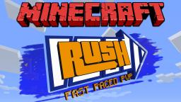 Rush (PvP Bed Wars) Minecraft Map & Project