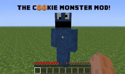 The Cookie Monster Mod! Minecraft Mod