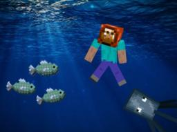 20,000 Blocks Under the Sea - Mineideas