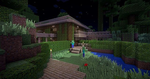 Minecraft Zombies <> Original event first started on Sky Servers