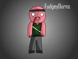 FudgeyDurns's Avatar Minecraft Blog