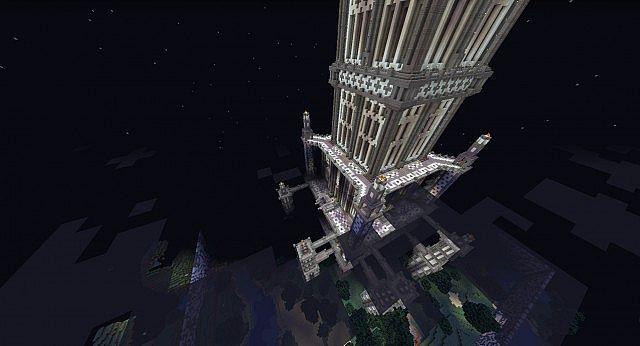 Server Spawn - Tower