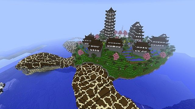 Turtle Island Download Minecraft