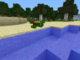 DeathJusty's Crazy Turtle Mod Alpha 5.0 Minecraft Mod