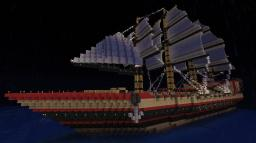 Pirateship Minecraft Project