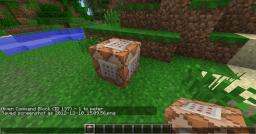 how to get the command block ( no mods, things in %appdata% ) Minecraft Blog Post