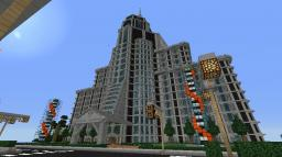Corporate Skyscraper Minecraft Map & Project
