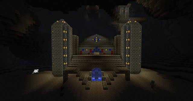 A Palace in Moria