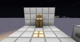 rising crafting table. Minecraft Project