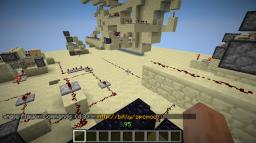 Alphacrafter999's Redstone Map Minecraft Project