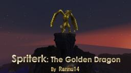 Spriterk: The Golden Dragon Minecraft Map & Project